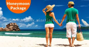 Bali Honeymoon Packages (3D2N)