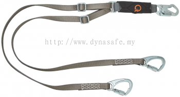 V-SERIES Tie-back Shock Absorbing Safety Lanyard