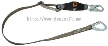 V-SERIES Tie-back Shock Absorbing Safety Lanyard