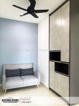Lounge Room Display Cabinet