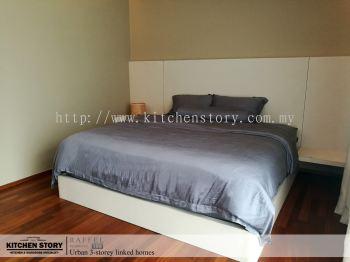 Master Bedroom Bed Frame