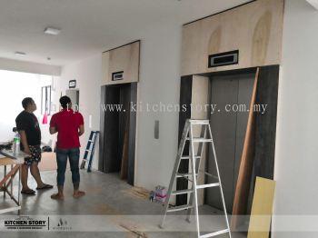 Lift Framing Works