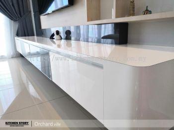 Living Hall TV Cabinet