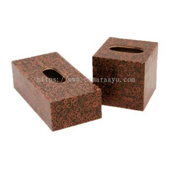 Cinn Tissue Box