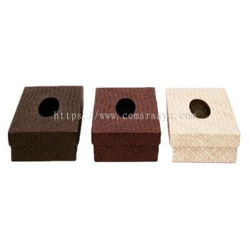 Pandan Tissue Box