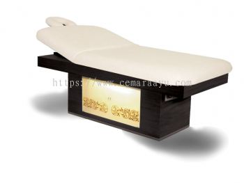 F 030 Massage Bed Monoblock with Inside Lighting