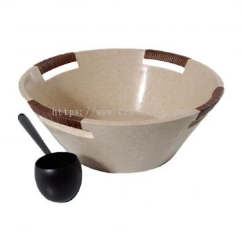 Foot Bowl Terazzo