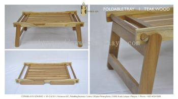 Foldable Breakfast Tray