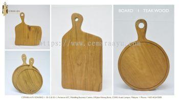 Board - Teak Wood