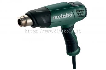 METABO HOT AIR GUN 2300W WITH DIGITAL DISPLAY (50-650 DC),HE 23-650