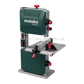 METABO 400 WATT PRECISION BANDSAW, BAS 261