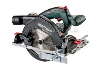 METABO 18V CORDLESS CIRCULAR SAW, KS 18 LTX 57