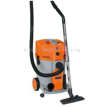 EINHELL WET/DRY VACUUM CLEANER 1600W 230V CAP:170MBAR 30LITRE TANK, NTS1600