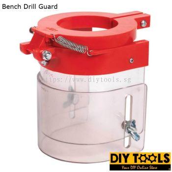 BENCH DRILL GUARD QULL DIA 40MM / DRILL PRESS GUARD