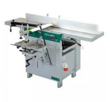 """""""ROJEK"""" 310MM COMBINED PLANER THICKNESSER - 3.7KW 400V 3 PHASE 50HZ WITH EMERGENCY STOP, MSP315"""