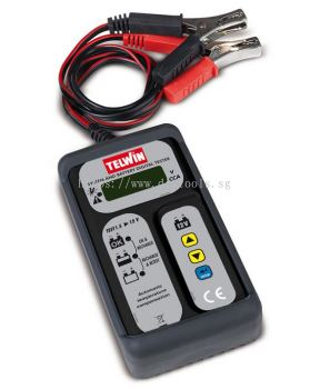 TELWIN-DTS700 SYSTEM & BATTERY DIGITAL TESTER