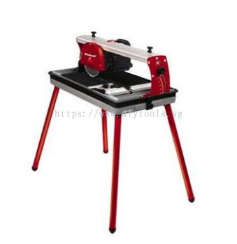 "EINHELL 7"" TILE CUTTING MACHINE - 600W 230V  (WORKING TABLE SIZE:500X385MM) MODEL RT-TC430U"