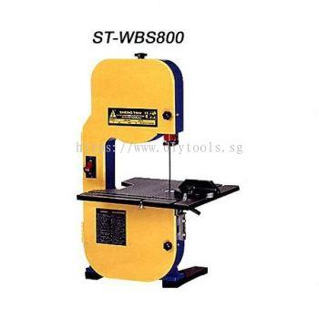 "MINI WOOD BANDSAW-CUTTING H-5""  W-8-1/4"" (BLADE 8MM X 0.03 X 56-1/8"") 1425MM WBS800"