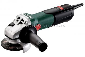 "METABO 4"" 900WATT ANGLE GRINDER WITH SAFETY CLUTCH, W9-100"