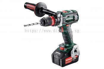 METABO 18V CORDLESS DRILL  / SCREWDRIVER SET MODEL:BS18LTX-BL-Q-I-SET (602351800)