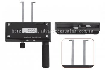 Advanced Gauging Solutions Pte Ltd : IRIS S - Digital Dial Gauge / Digital Dial Caliper For Internal Segger