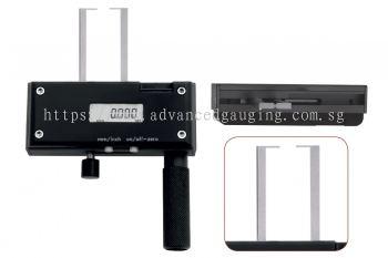 IRIS SE - Digital Dial Gauge / Digital Dial Caliper for External Segger