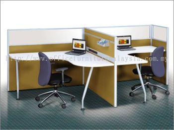 2 Pax T Shape AIM Slim Block System (AIM40-C2-1-SP-SBS)