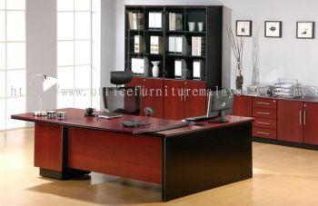 L Shape Director Table (Rossini)