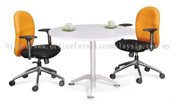 Round Conference Table Taxus LEG