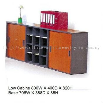 Office Low Cabinet