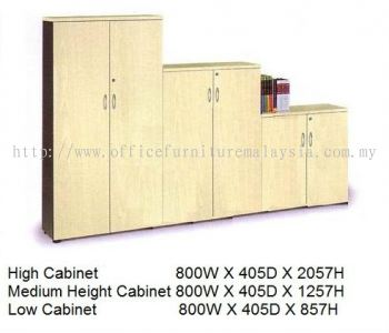 AIM TPL Series - Swing Door Cabinets