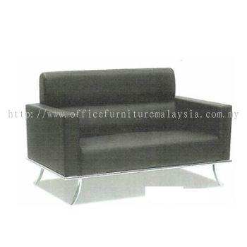 Profile high backrest double seater sofa AIM2-PF