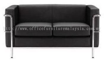 Arfino 2 Seat Office Sofa (AIM015-2)