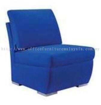 Zee single seater office fabric sofa AIM023-1