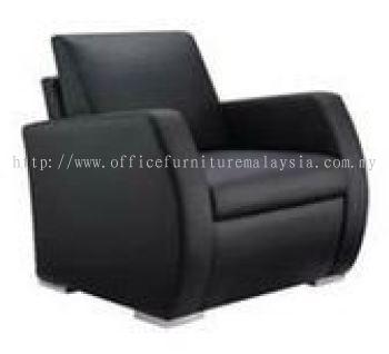 Zee PU Leather Office Sofa AIM023-1A
