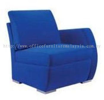 Zee single seater office fabric sofa AIM023-1L