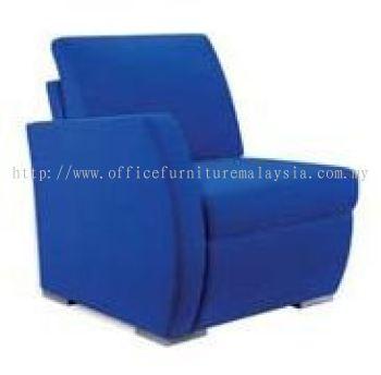 Zee office single seater fabric sofa AIM023-1R