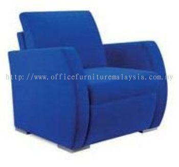 Zee Office Fabric Sofa AIM023-1a