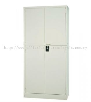 Full Height Steel Cabinet with Locking Bar (AIM118S)