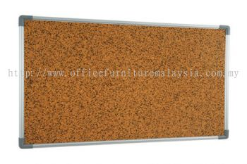 Cork Board Aluminium Frame Notice Board