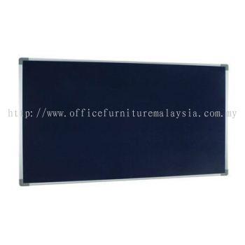 Velvel Board Aluminium Frame Notice Board
