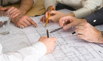 Office Renovation Project Planning