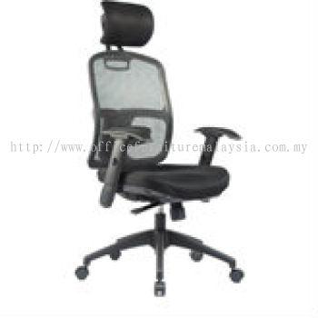 Mesh High Back Chair (AIM7711-E)