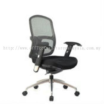Mesh Low Back Chair (AIM7712-C)