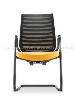 Presidential Visitor Netting Chair With Arm AIM 8214N