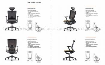 MX series NHB netting chair