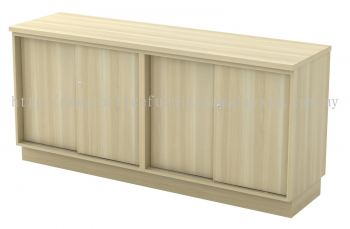 Dual Sliding Door Low Cabinet (AIM7160YSS)