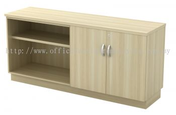 Open Shelf + Swinging Door Low Cabinet (AIM7160YOD)
