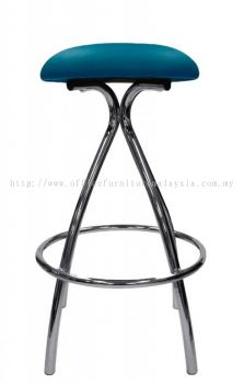 High round bar stool AIM813-H
