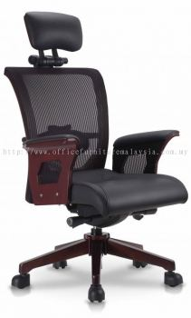 Presidential high back mesh chair AIM6601-CV